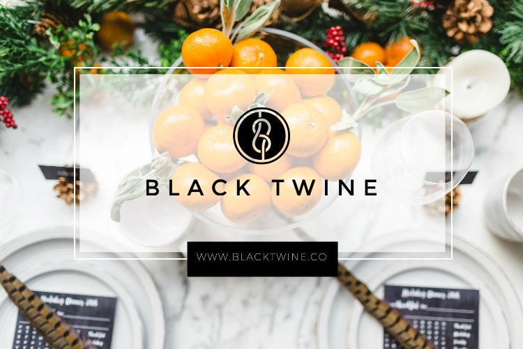 Welcome to BLACK TWINE!