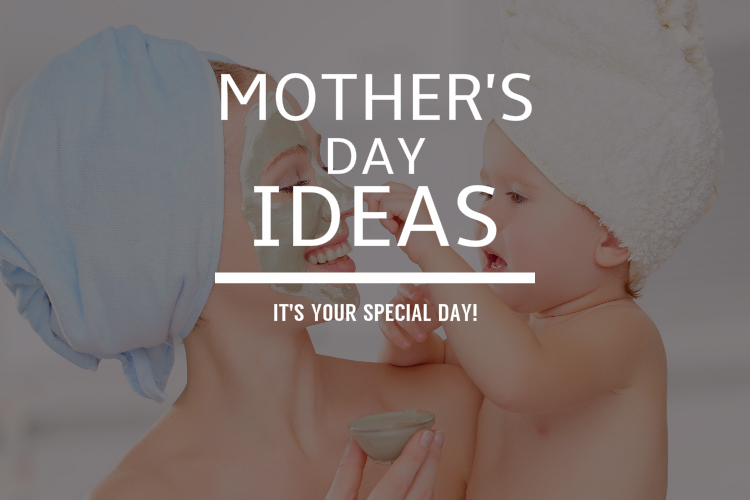 Moms: We know how you REALLY want to be celebrated today!