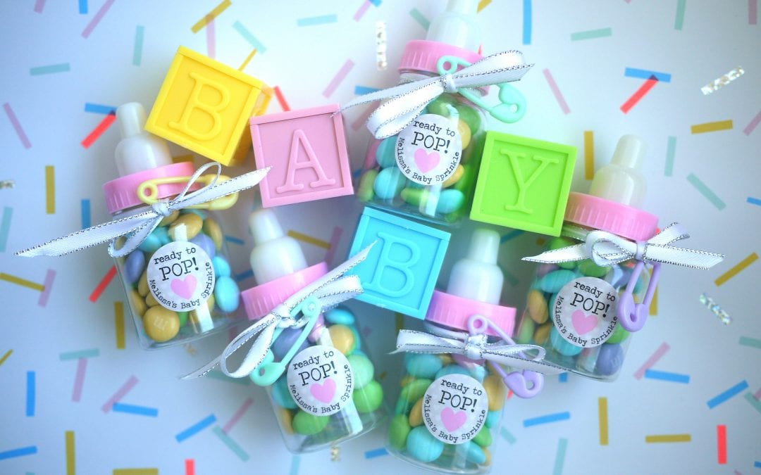 DIY Baby Shower Favor: Shower Your Favorite Mama-To-Be with a Sweet Favor