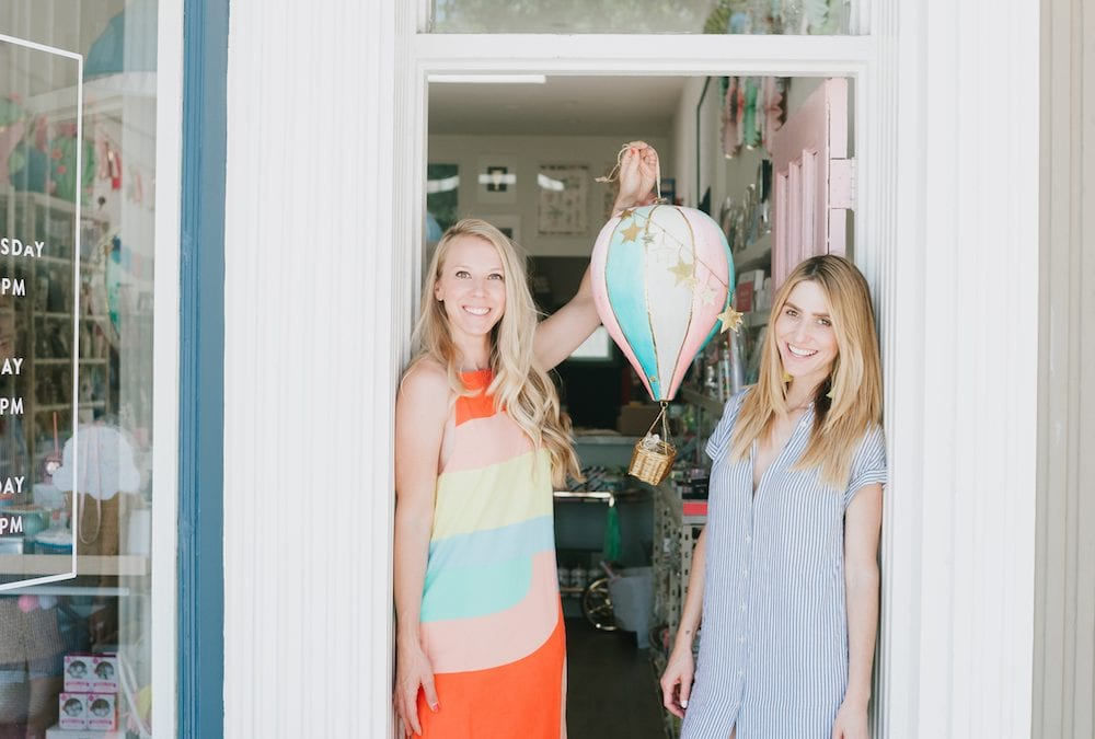 Stylist Spotlight: But First, Party! and Bonjour Fête