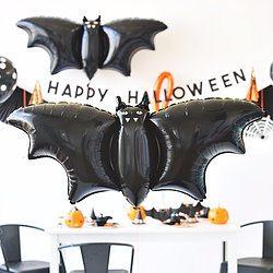 Bat Foil Balloons - Happy Wish Company