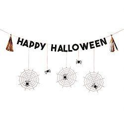 Happy Halloween Garland - Happy Wish Company