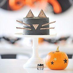 Milk Glass Cake Stand - happy wish company