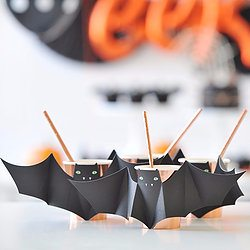 Spooky Bat Party Cups - Happy Wish Company