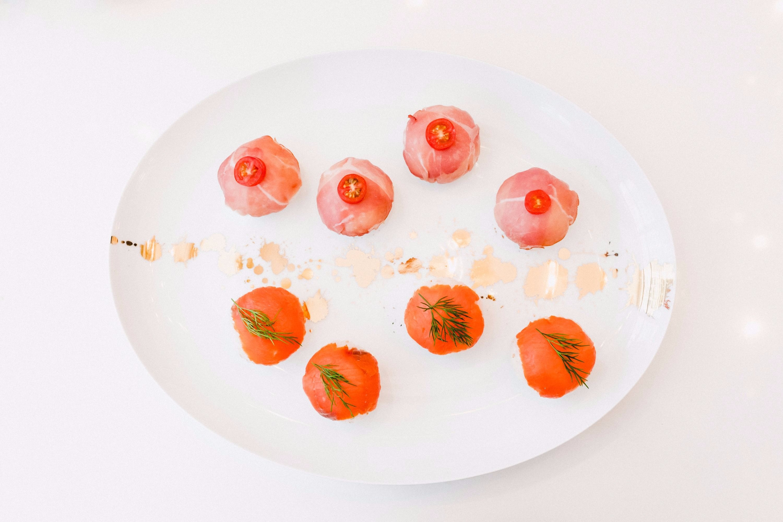 Shiki NYC Sushi Cupcake | Black Twine