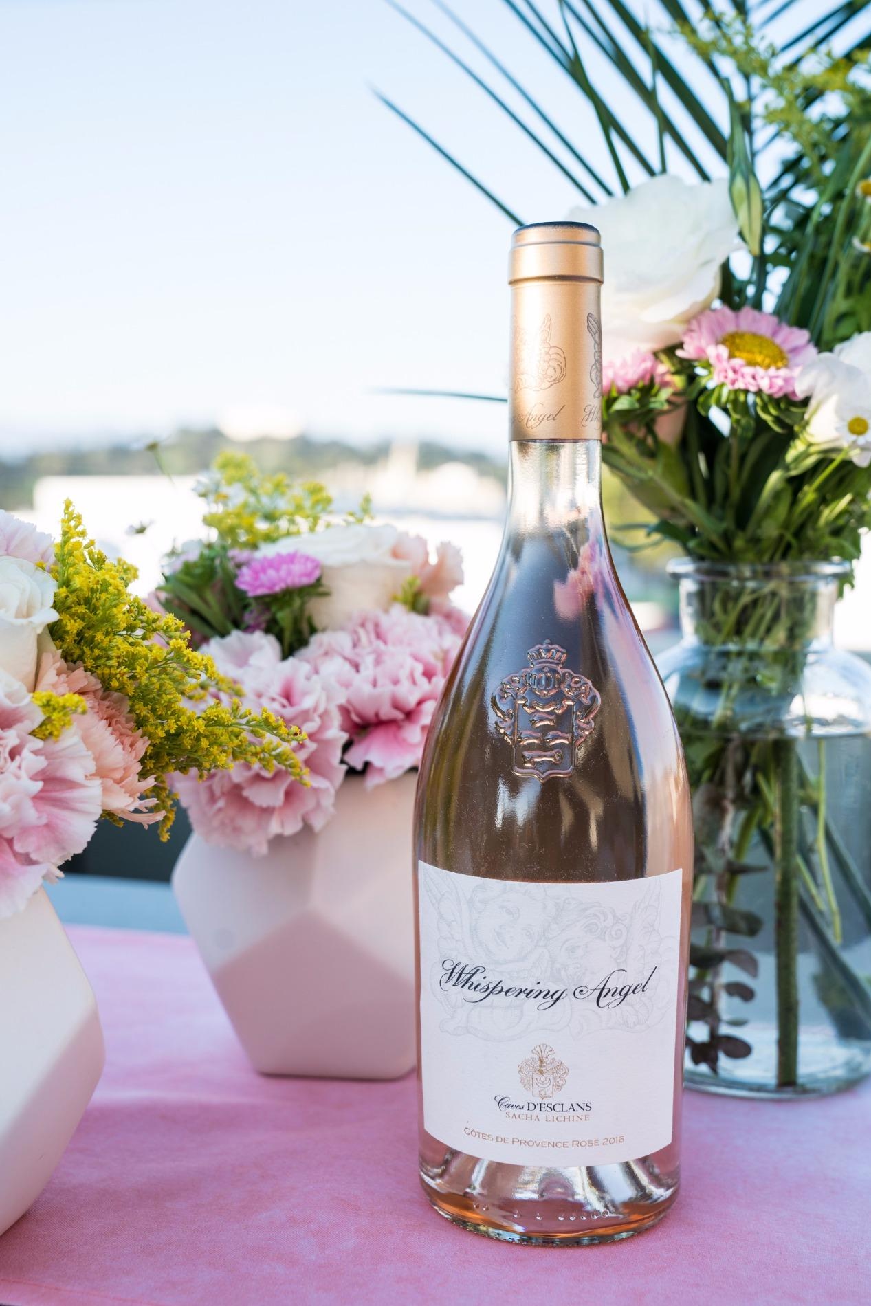 Whispering Angel Rose Wine