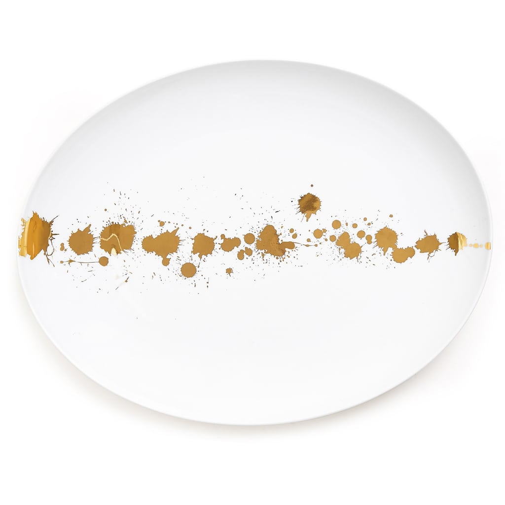 1948° OVAL SERVING PLATE