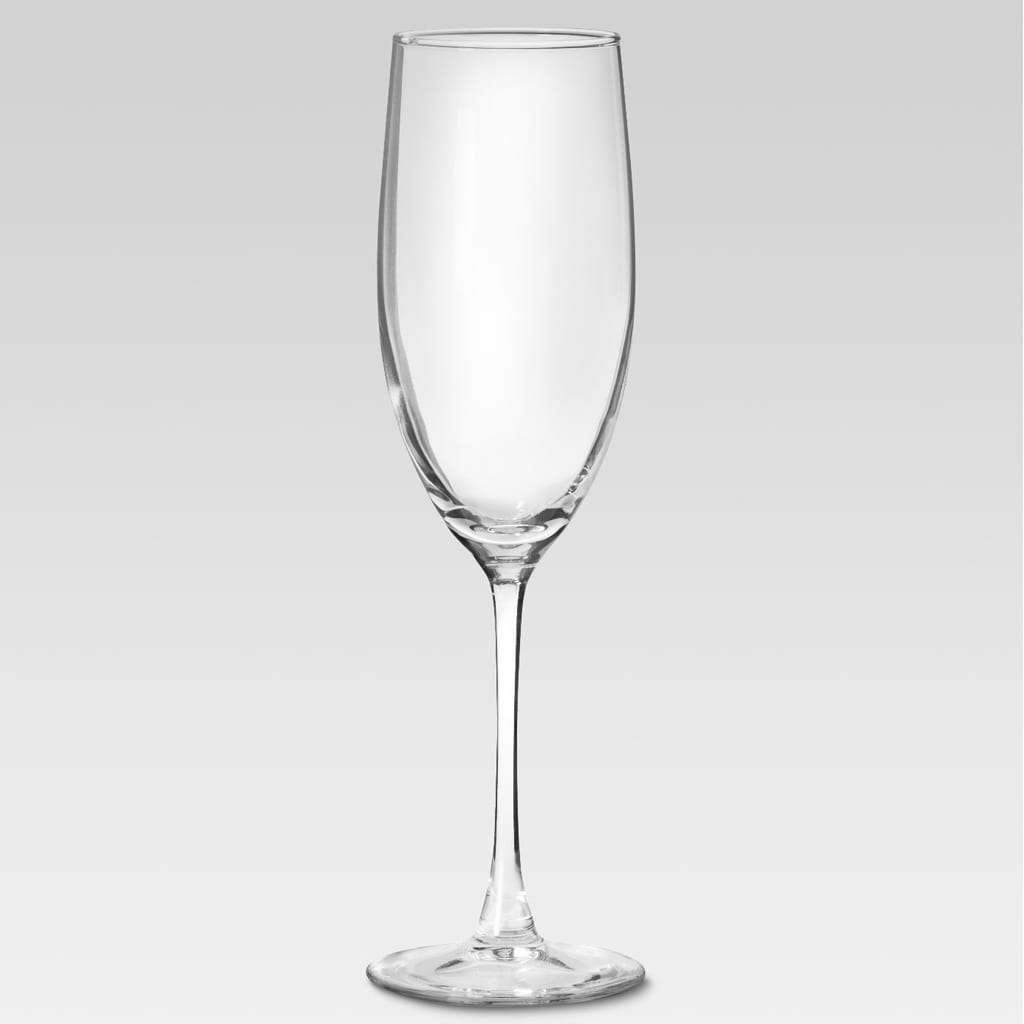 Glass Champagne Flutes