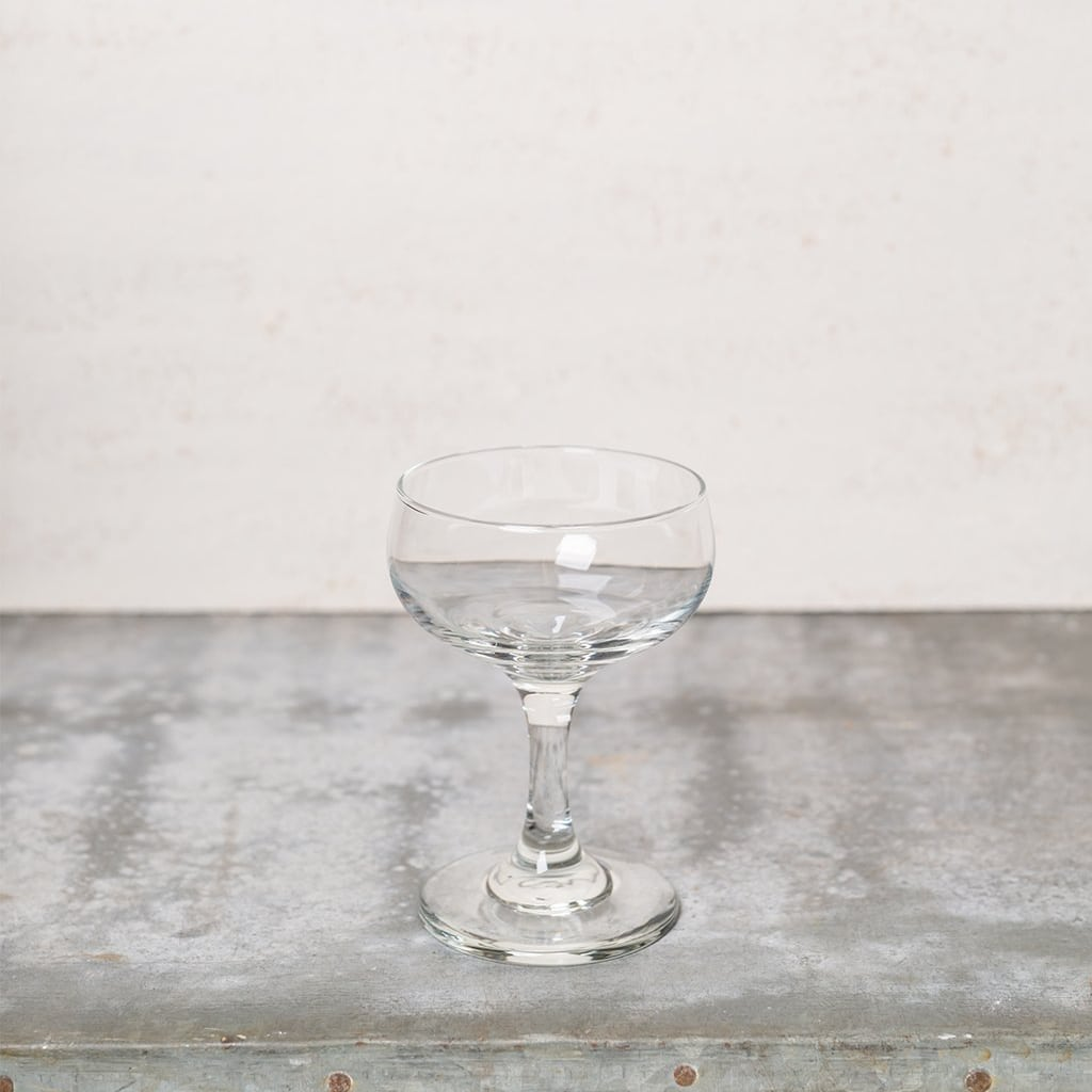 Champagne Bowl Glass