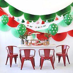 Christmas garlands - Happy Wish Company