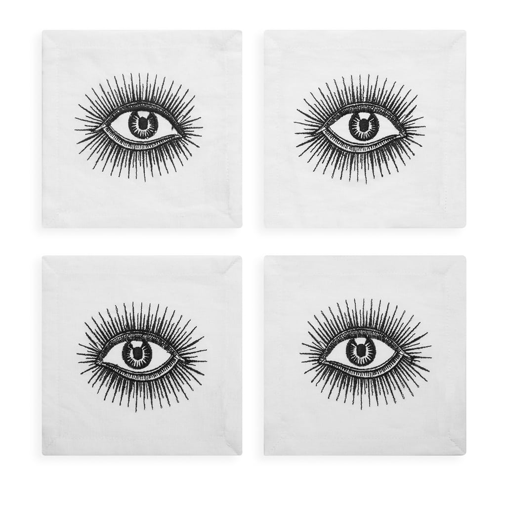 Eyes Linen Napkin Set