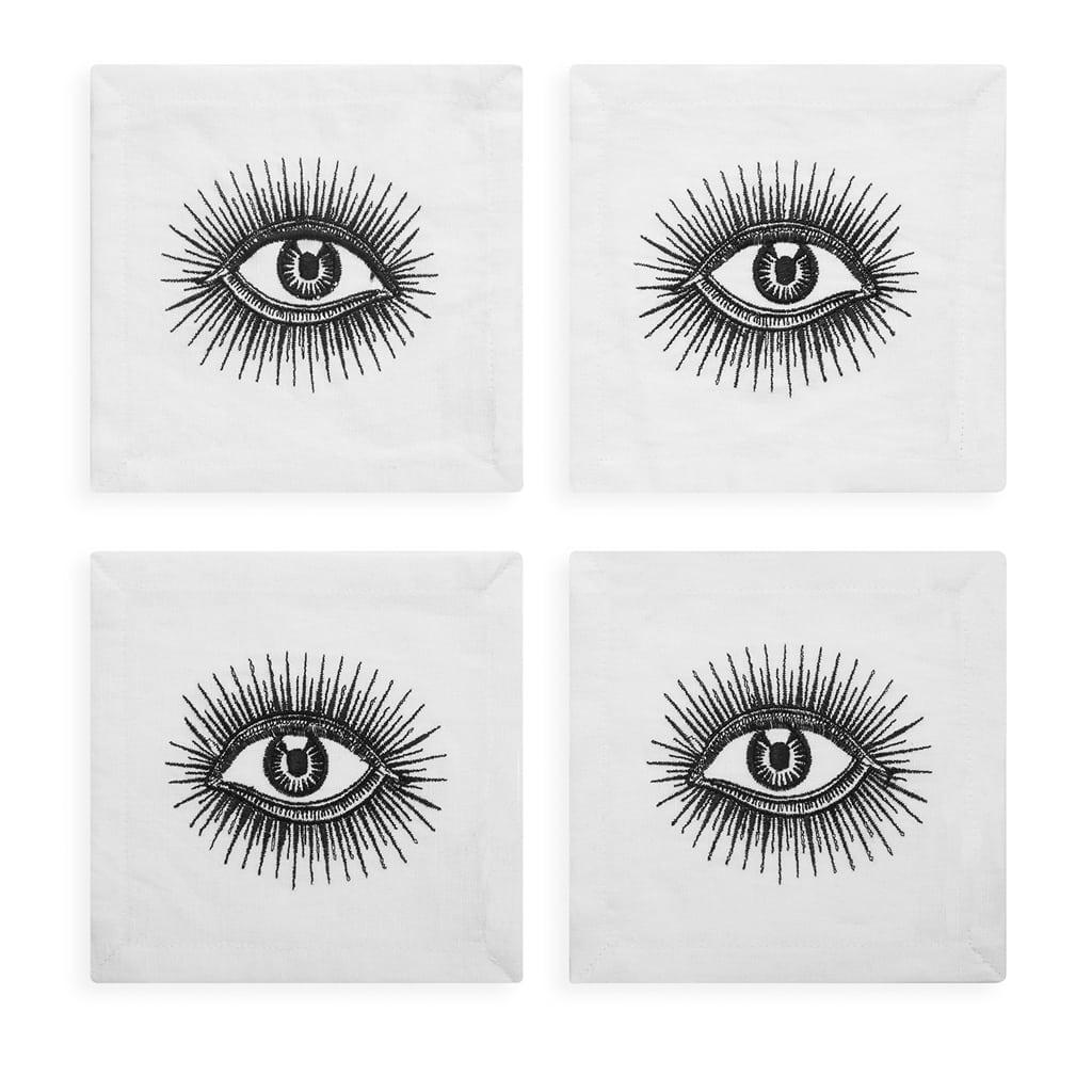 Eyes Linen Napkin Set