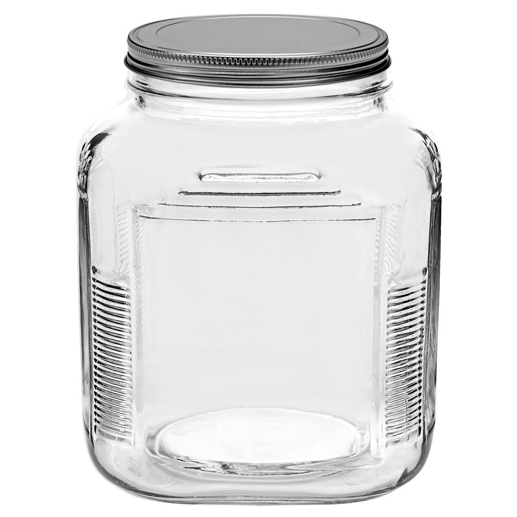 Anchor Hocking Glass Cracker Jar 2qt - Target