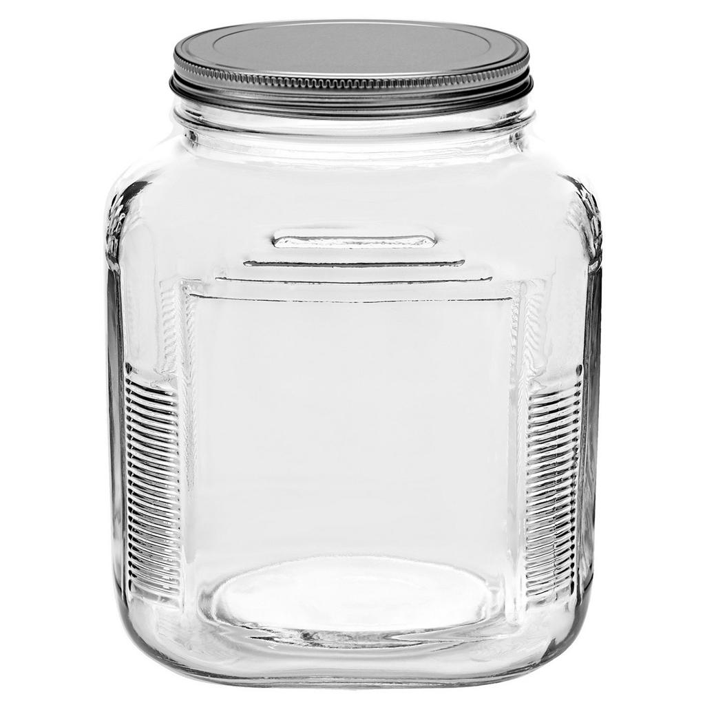 Anchor Hocking Glass Cracker Jar 2qt - Target