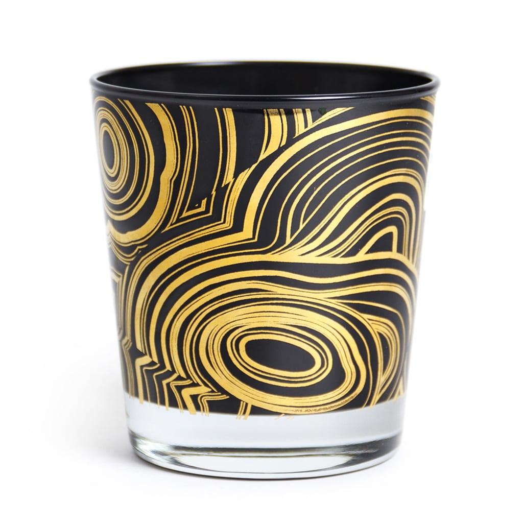Malachite Glassware by Jonathan Adler