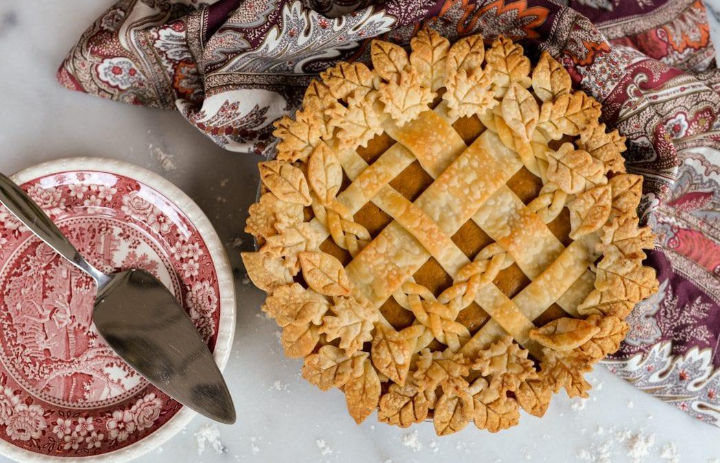 Stacie Flinner Shares the *BEST* Pumpkin Pie Recipe