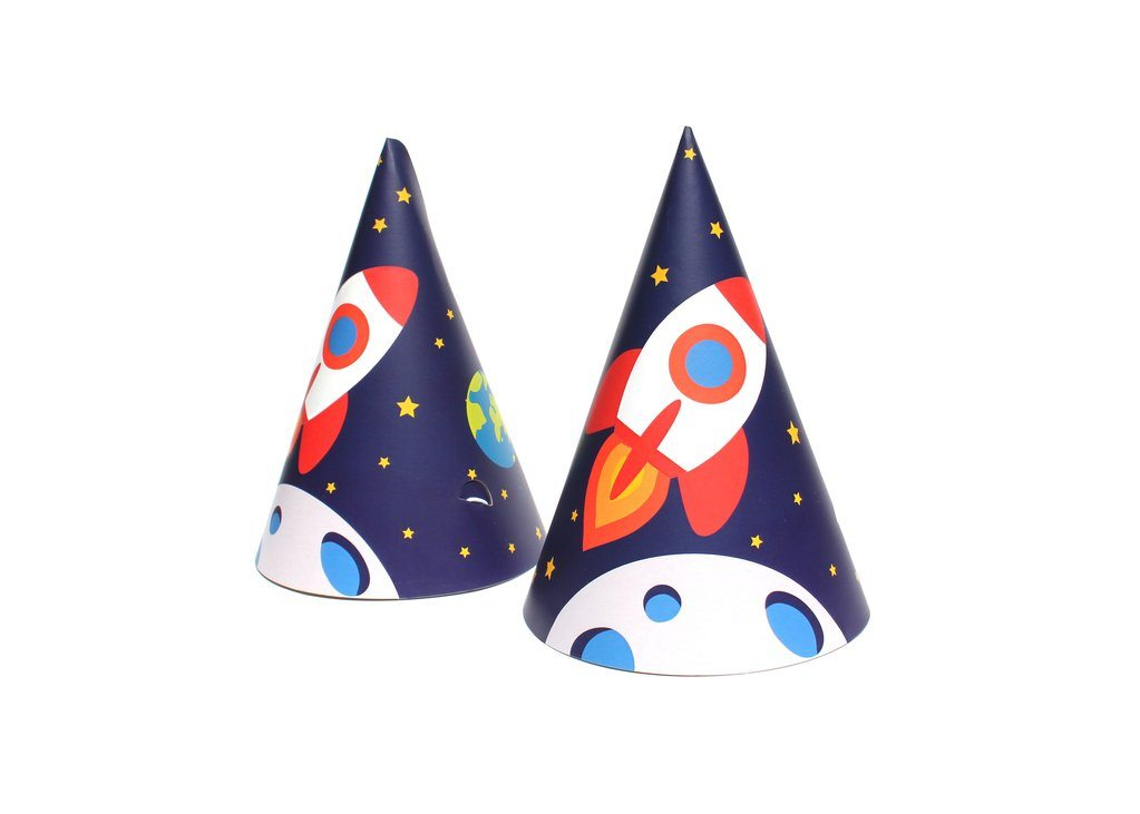 Party Hats - Trip to the Moon - Merrilulu