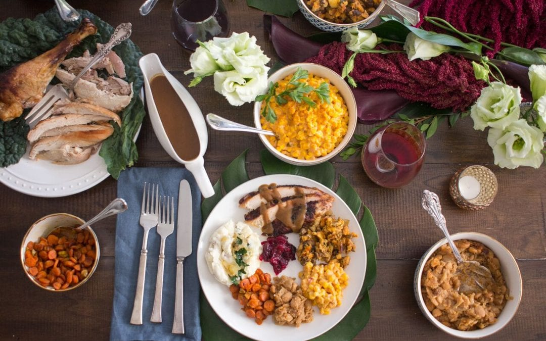 A Global Thanksgiving: Holiday Recipes from The Kittchen
