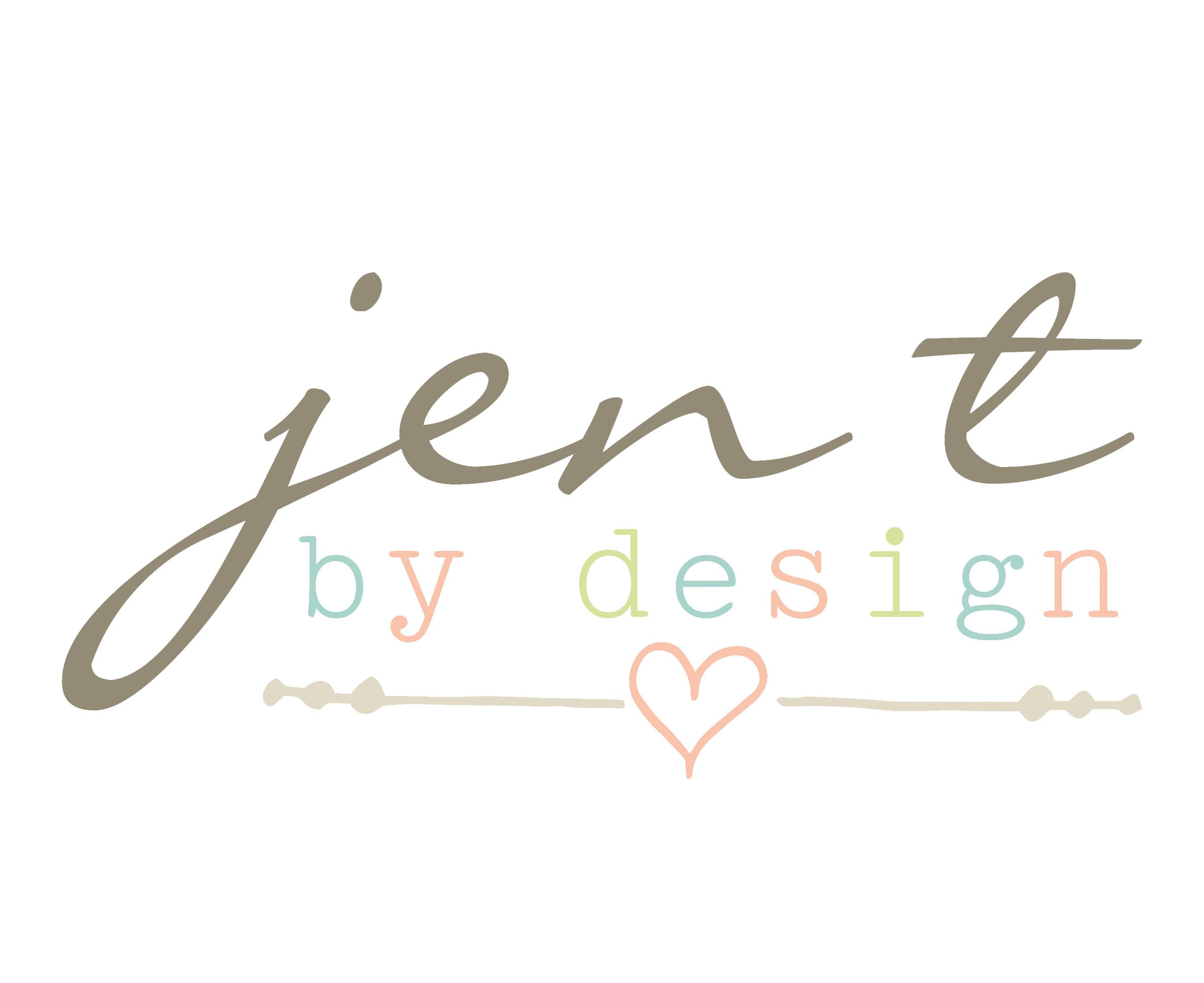 Jen T. by Design logo