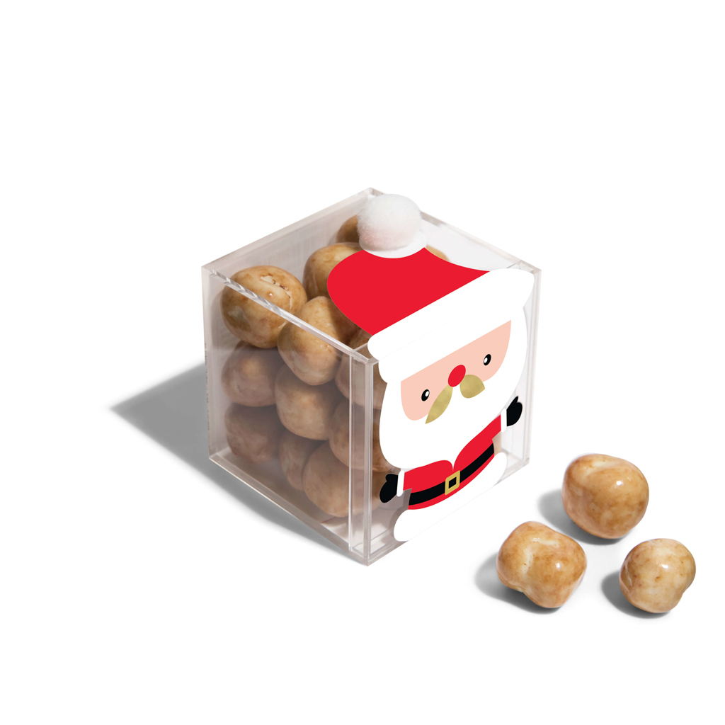 Santa Gingerbread Cookie Bites by Sugarfina