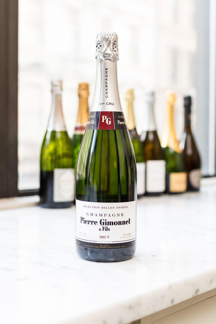 Gimonnet 'Belles Annees' Champagne NV