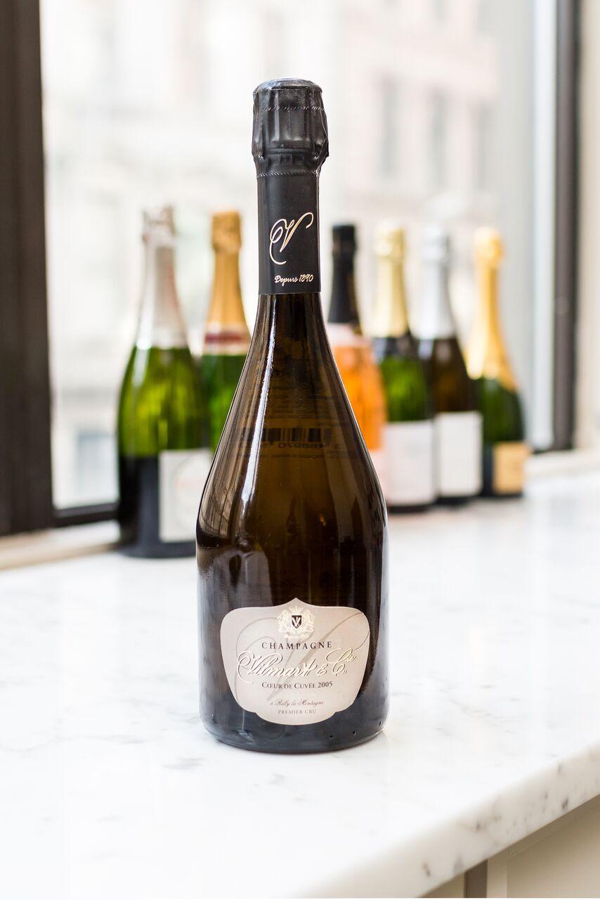 """Vilmart """"Coeur de Cuvée"""" Champagne"""