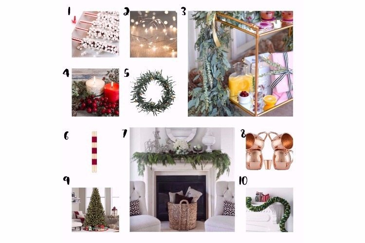 The Best Holiday Decor Items, handpicked by the Stylist Circle