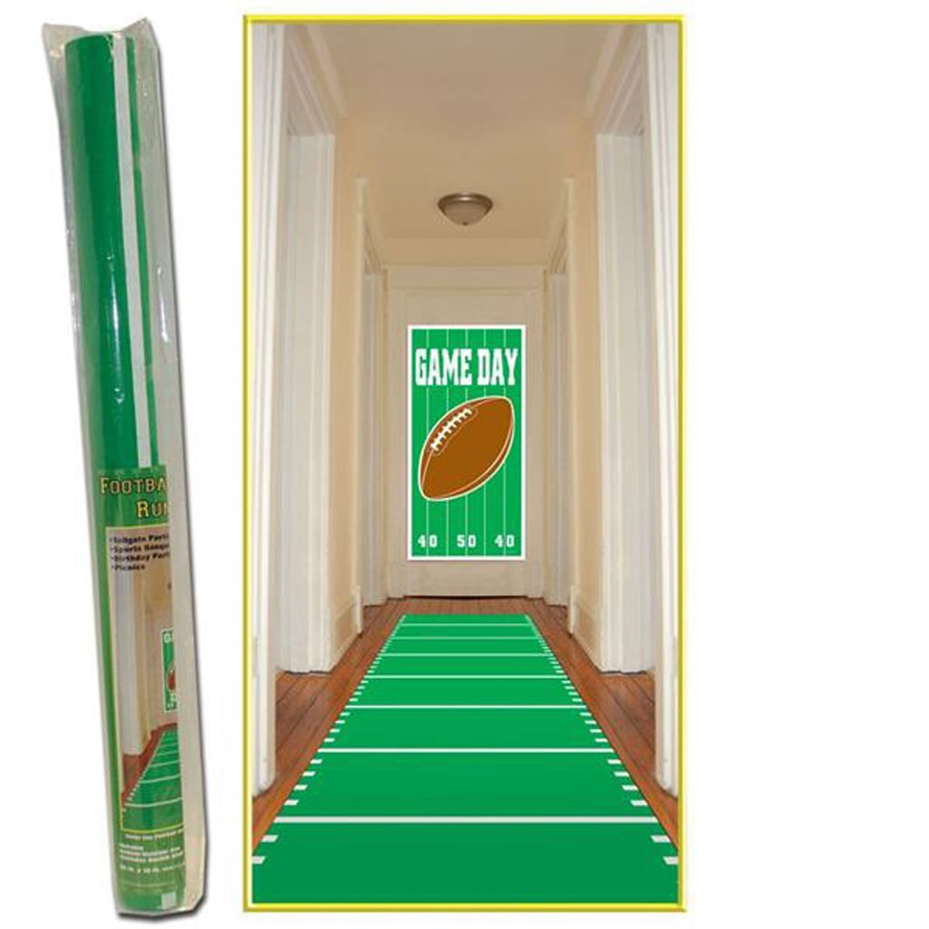 football field runner for Football Party by BellaGrey Designs