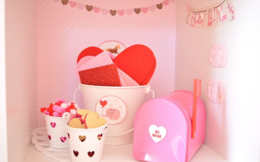 DIY Valentine's Day Cards with Enchanted Parties Montreal