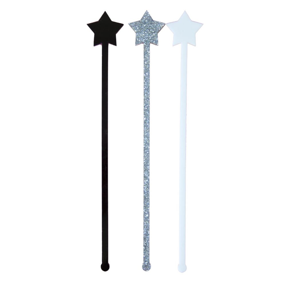 Star Drink Stirrers by Bracket