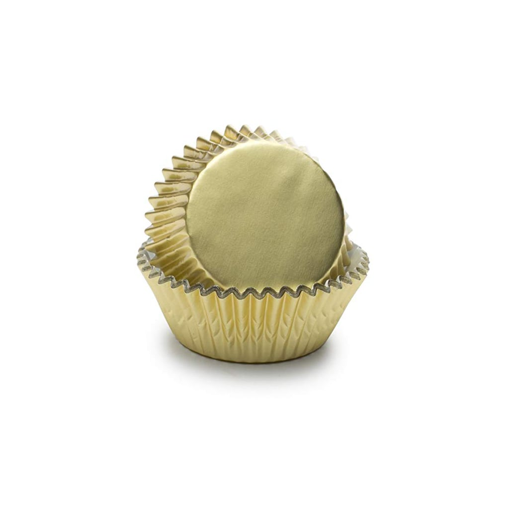 Gold Cupcake Liners