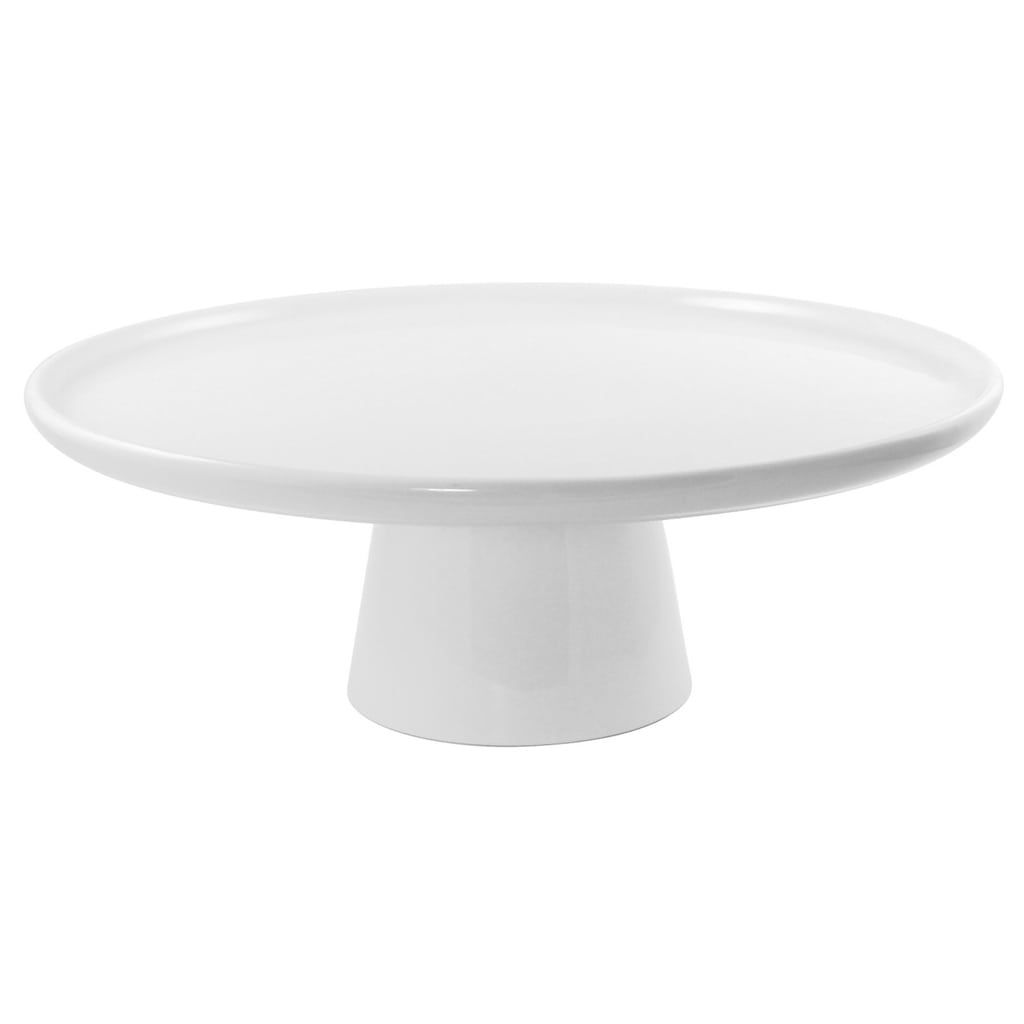"10 Strawberry Street Whittier 10"" Cake Stand - White - Target"