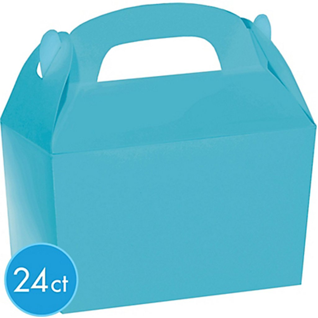 Blue Gable Box Party City