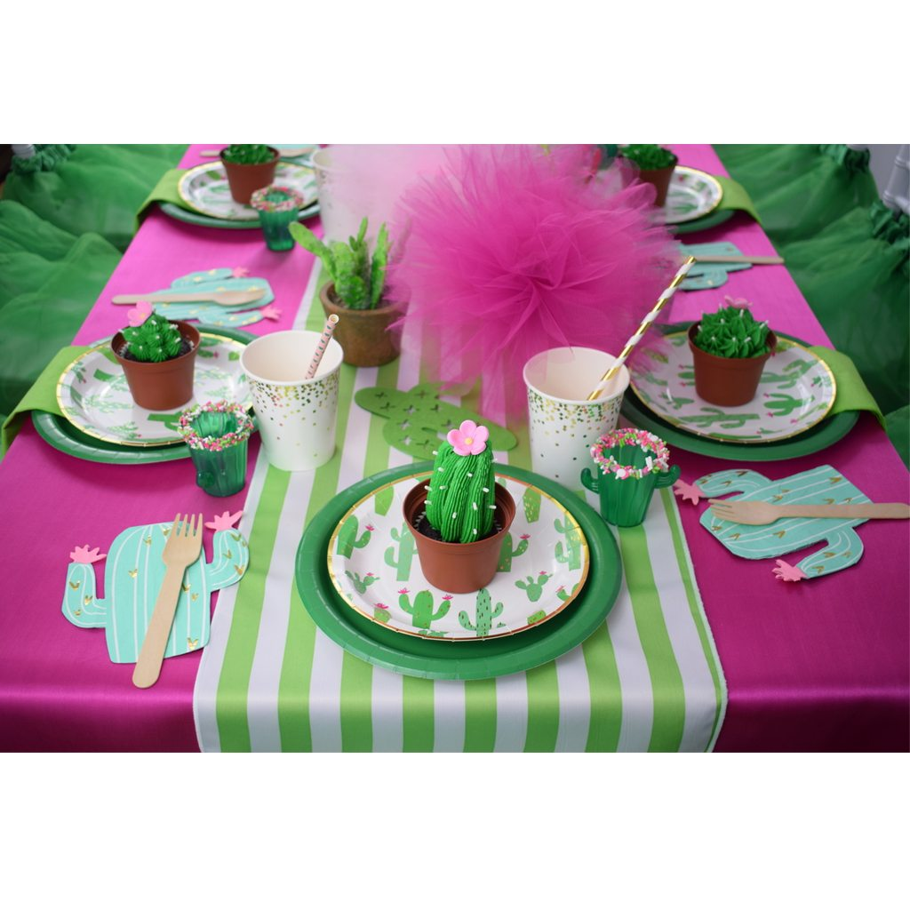 Cactus Cutie Party Package by A Party Made Perfect