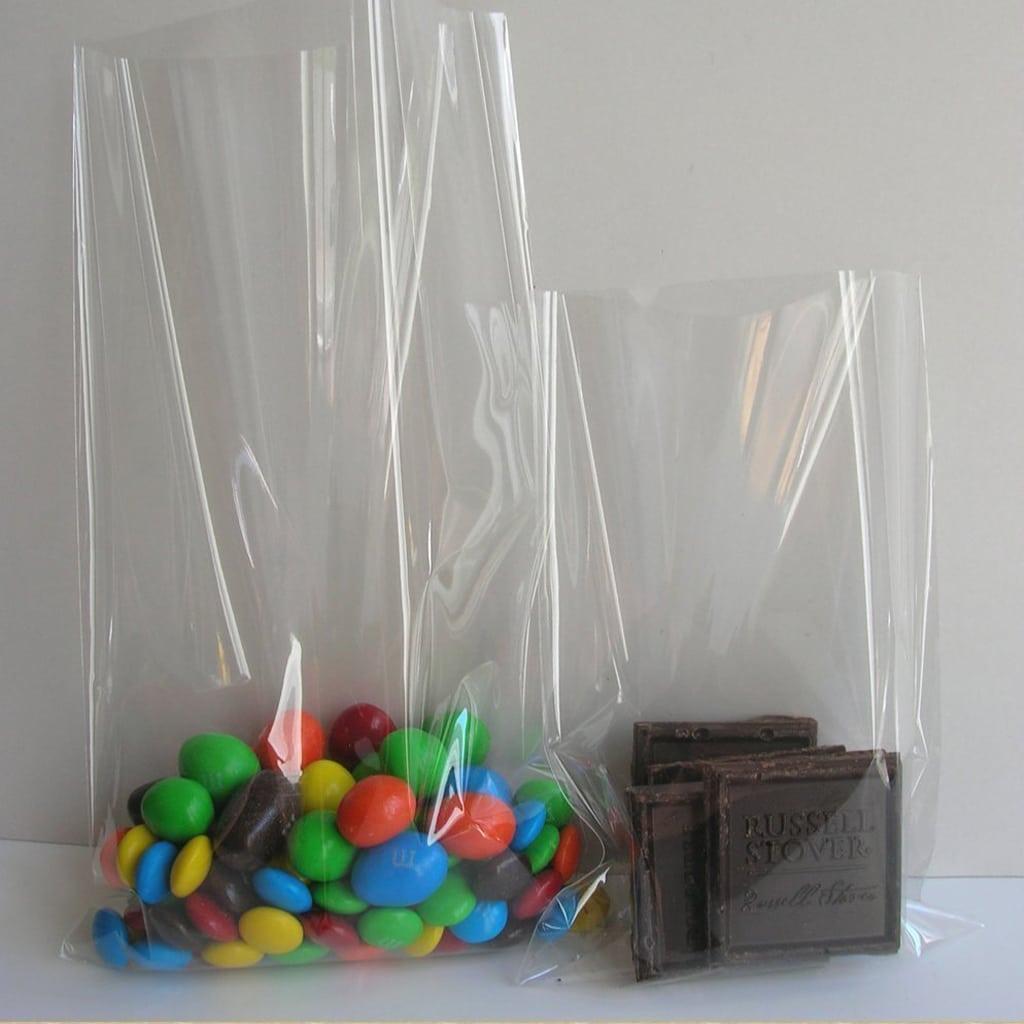 cellophane treat favor bags