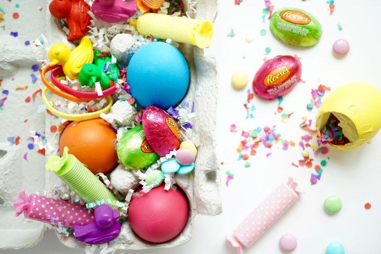 DIY Easter Gift Idea with Rebecca of Make & Do Studio