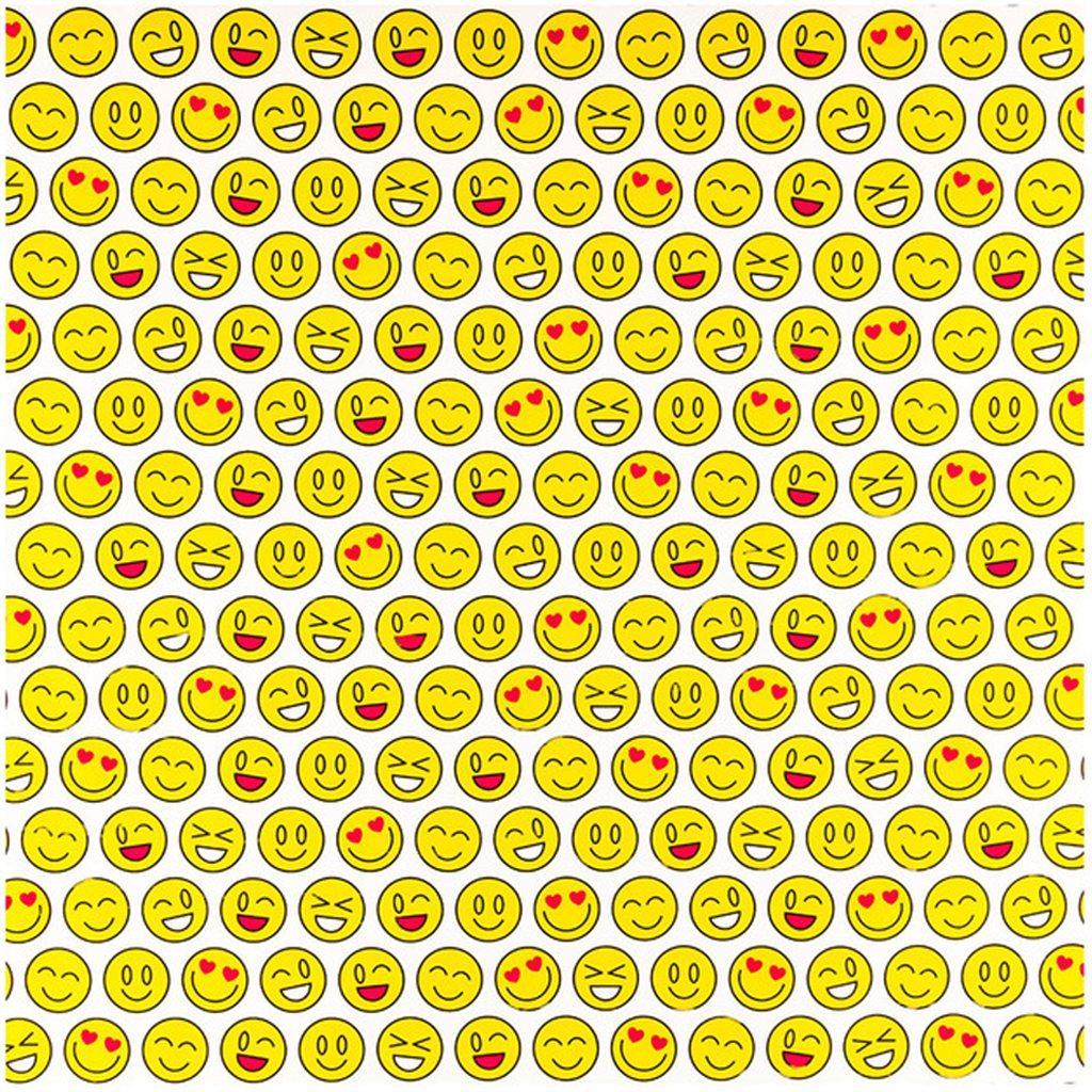 emoji gift wrap hobby lobby