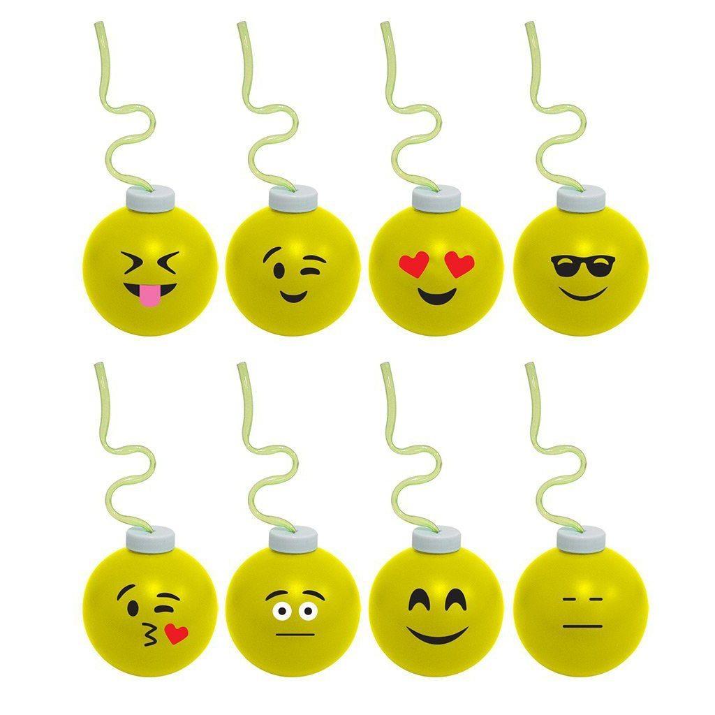emoji krazy kooler cups