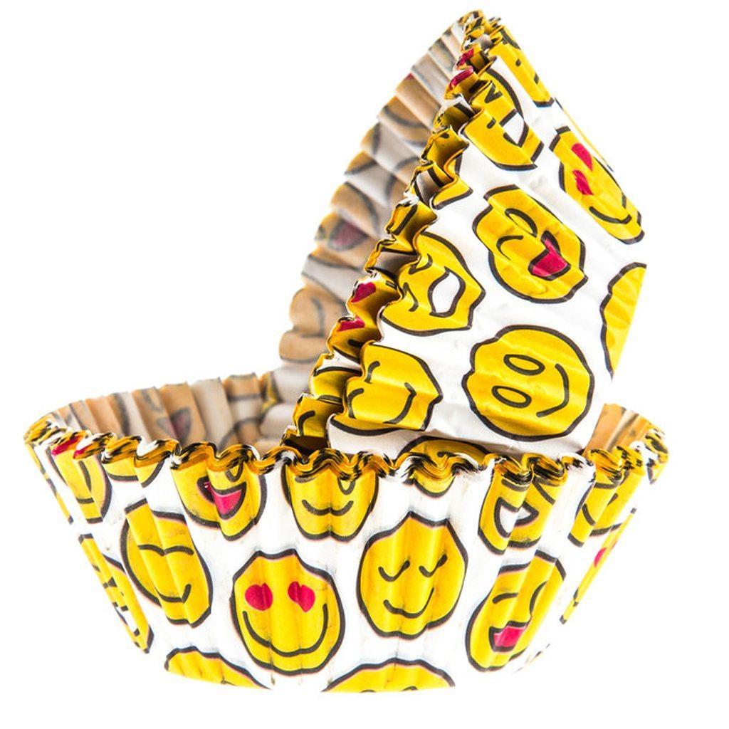 HB2U! Emoji Cupcake Liners Hobby Lobby