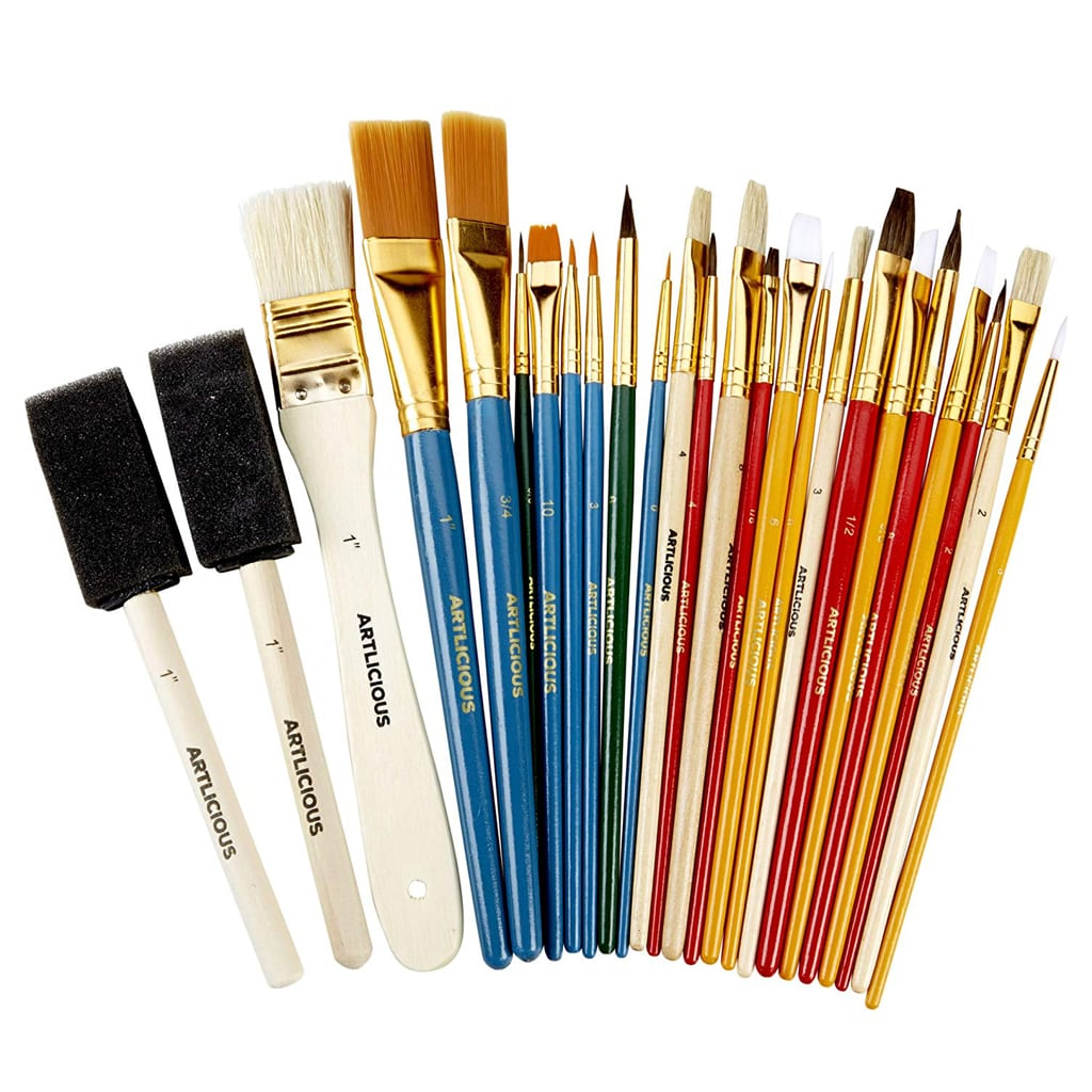 Artlicious All Purpose Paint Brush Set