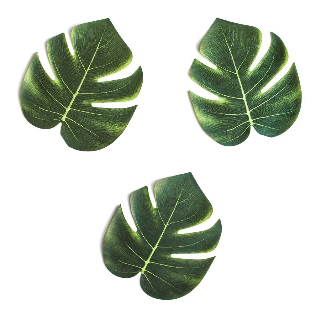Tropical Artificial Leaves