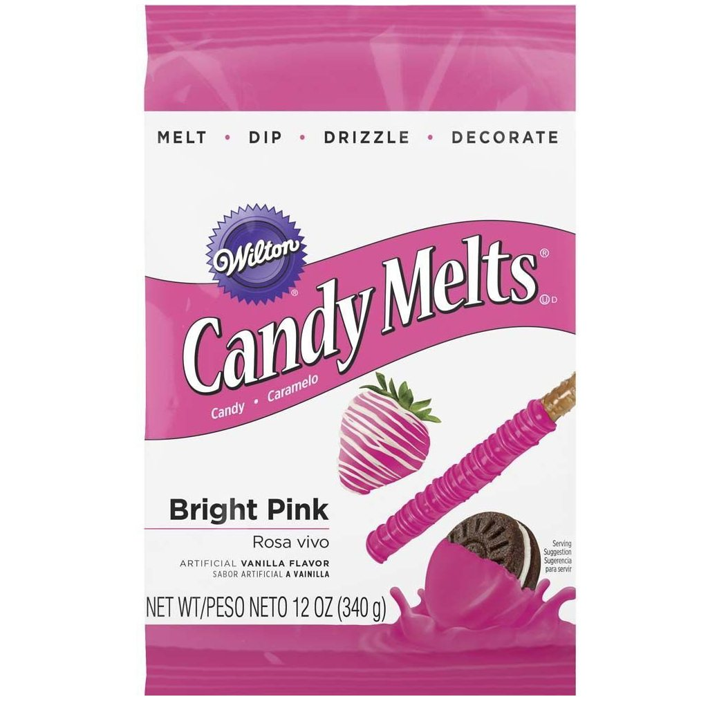 Wilton® Bright Pink Candy Melts
