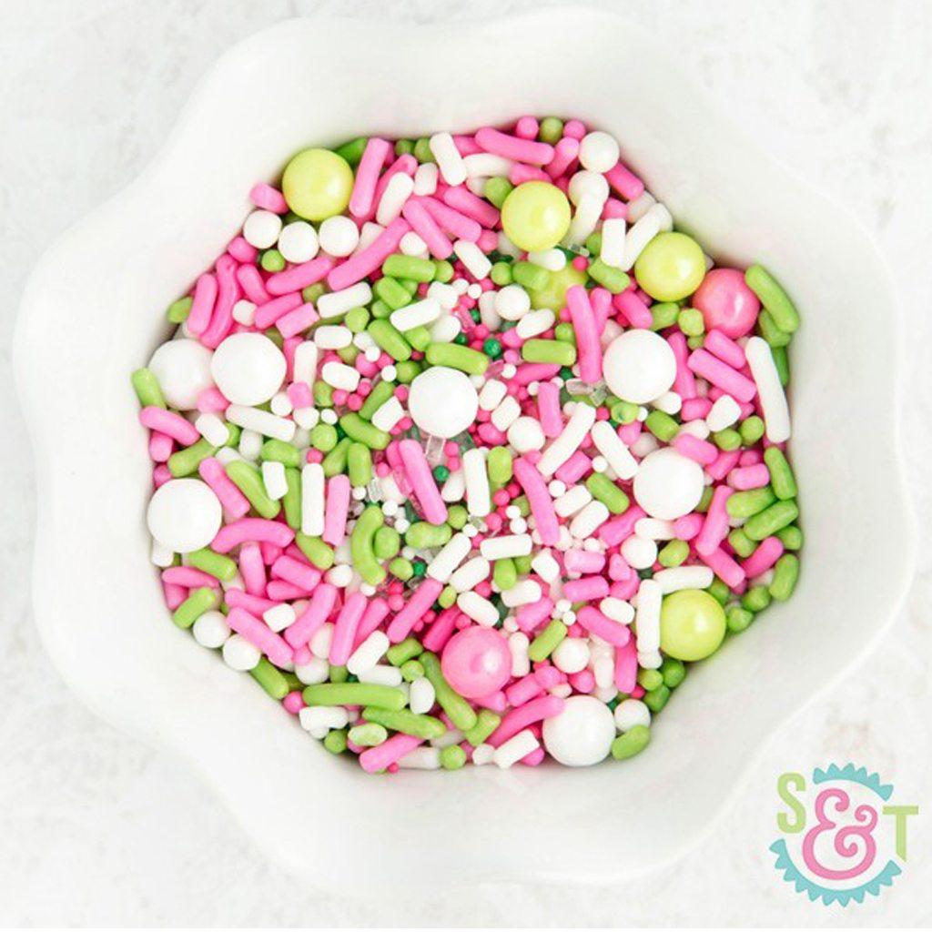 Sweet Sprinkle Mix: Melon Ball