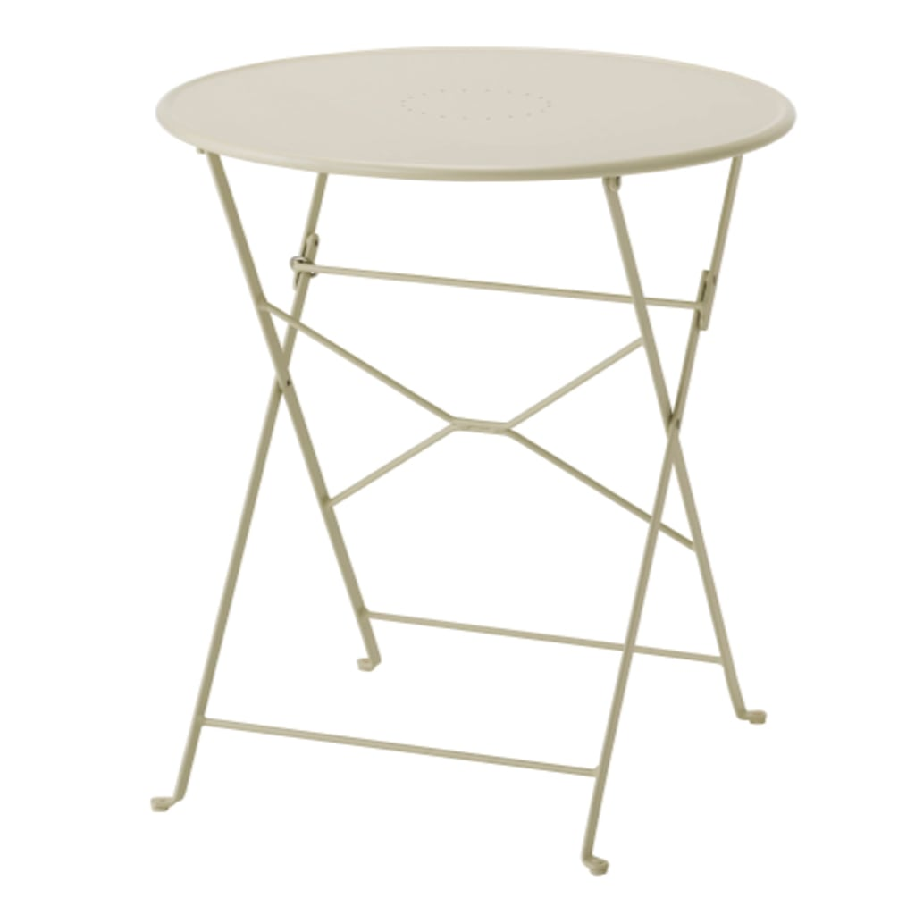 IKEA white Saltholmen folding table