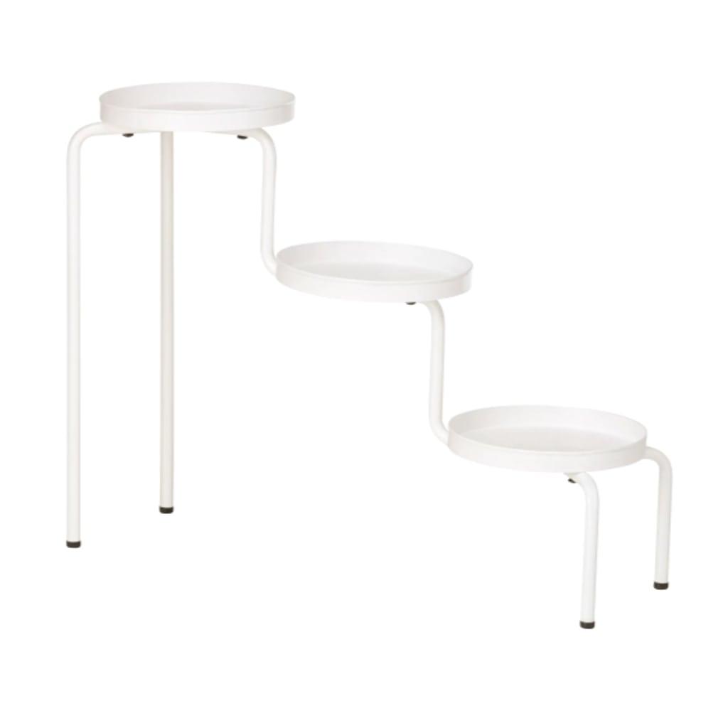 IKEA white plant stand
