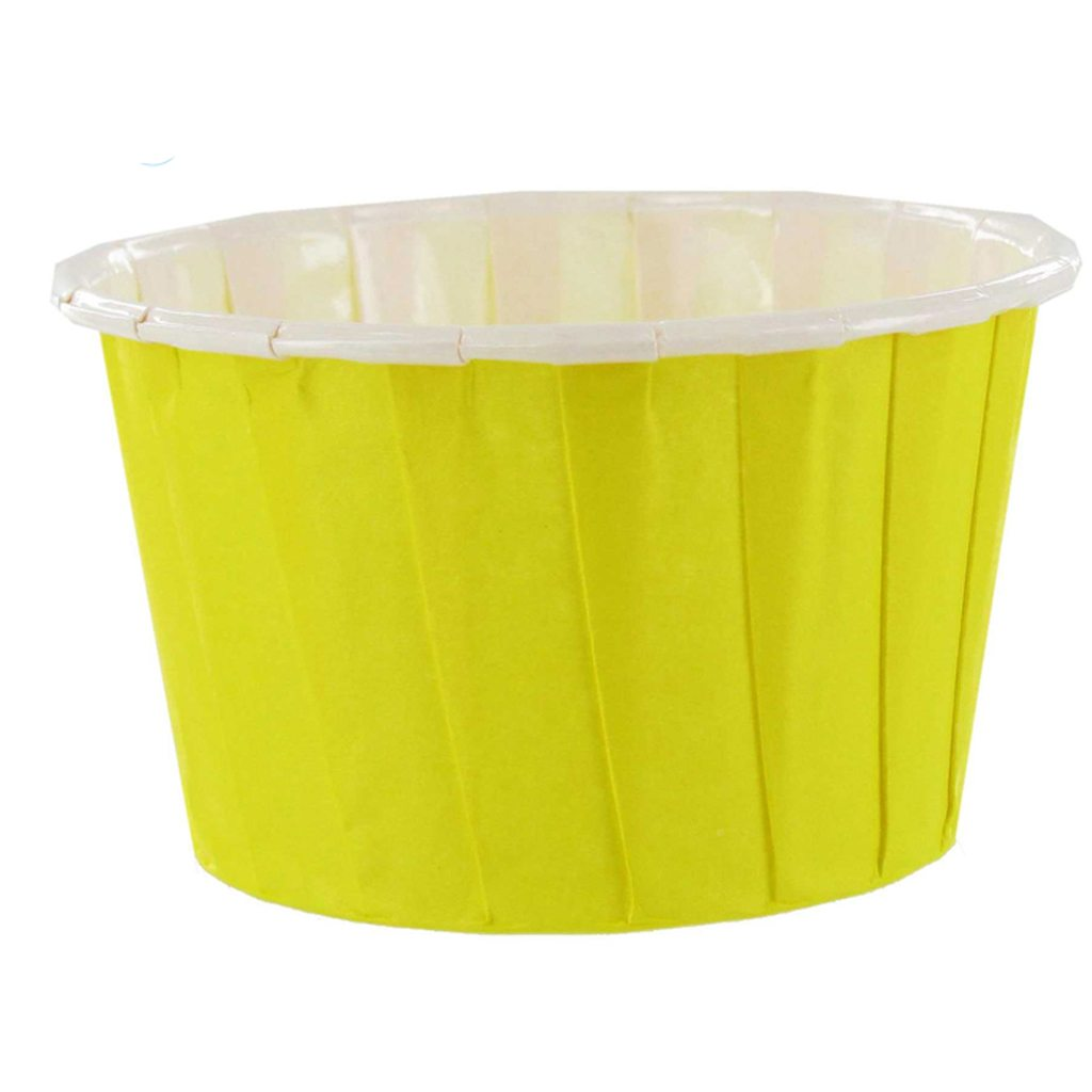 Yellow Candy Cups Hobby Lobby