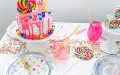 Throw a Confetti Party with Celebration Stylist