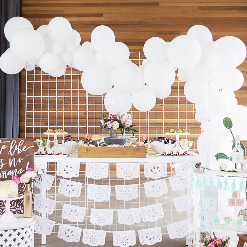 DIY Balloon Garland Kit by One Stylish Party