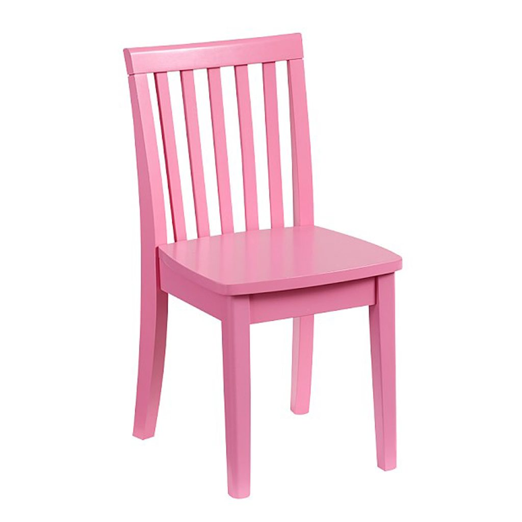 Pink Carolina Play Chair by Pottery Barn Kids