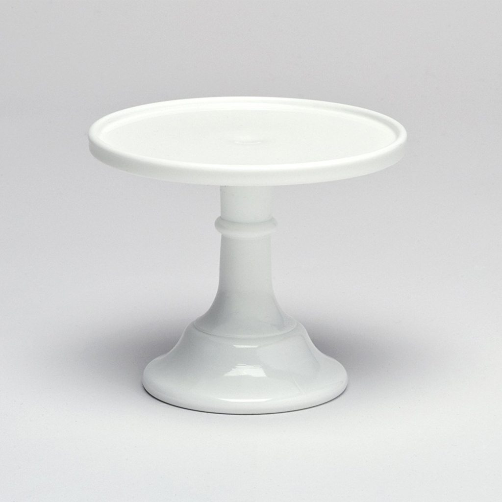 Glass Cake Stand from Mosser Glass
